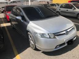 Honda civic lxs completo - 2008