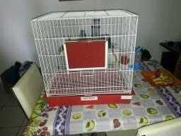 Vendo gaiola para passarinho foi usada uma unica vez.