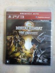 PS3 Mortal Kombat vs DC