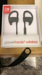 Fone Powerbeats wireless série 3 novo lacrado