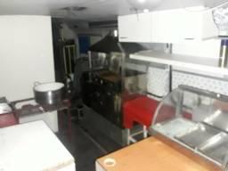 Onibus food truck 2004 por cavalinho - 2004