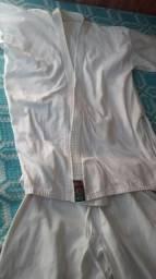 Kimono de karatê 100% algodão