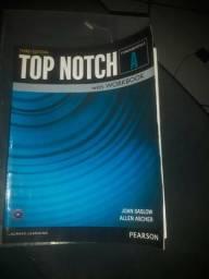 Livro top notch A para iniciantes