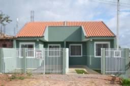 Casa com estrutura para sobrado - Imobiliária Pazini
