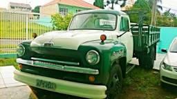 Chevrolet Brasil em otimo estado 1960