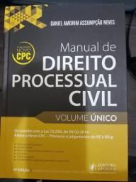 Manual de Direito Processual Civil 2016