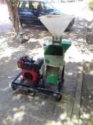 Forrageira motor diesel