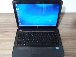 HP i3 4Gb, c Garantia, Parcelado
