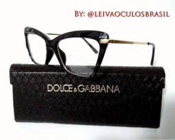 Óculos Dolce Gabbana na caixa