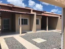 Casa Plana em Condomínio Fechado - Não perca a oportunidade de Comprar seu imóvel Novo