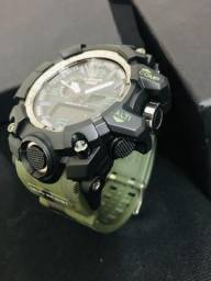 7bb306c25a8 Relógio de pulso G Shock camuflado