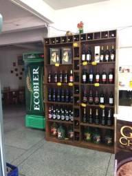 Distribuidora de bebidas e lanchonete
