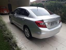 Honda Civic Lxs 2015 Única Dona NOVO - 2015