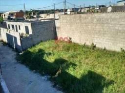 Código:333 terreno com 5,6 X 26,8 m², já desmatado e limpo!!!