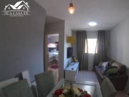 Apartamento à venda com 2 dormitórios em Manguinhos, Serra cod:AP298RO