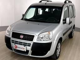 Fiat Doblo ESSENCE 1.8 Flex 16V 5p - Prata - 2016 - 2016