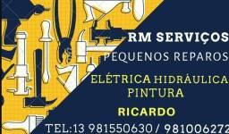 Elétrica Hidráulica e Pintura