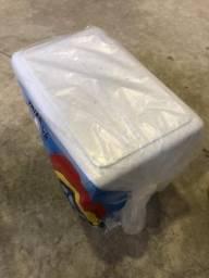 Caixa térmica isopor