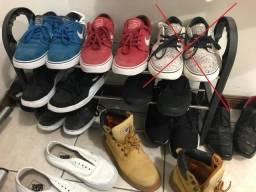 Nike Janoski, Lakai, Vans, Dgk e Adidas