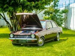 Chevette Ano 77 2.2 Turbo Placa Preta Injeção eletrônica Fueltech