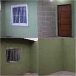 Jardim D'Oeste (Acesso Oeste) - Casa com 2 Quartos - Resende/RJ