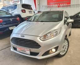 Ford Fiesta Titainium 1.6 Automatico. 2014/2015 - 1 Ano de Garantia - 2015