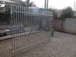 """Portões e grades de metalon galvanizado Ótimos preços """"Leia todo o anúncio"""""""