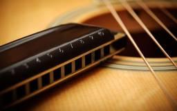 Aulas de Violão e Harmonica