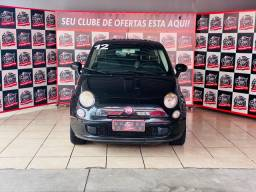 Fiat 500 Ano 2014 Oportunidade 1.000 Reais de Entrada
