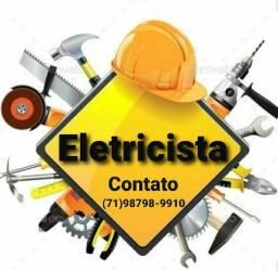 Eletricista/Serviços de Elétrica.Lauro de Freitas,Salvador,Camaçari e Simoes Filho.