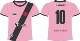 Seu nome na camisa do seu time do coração