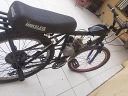 Vendo  bike motorizada 70Cc