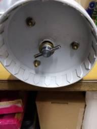 Liquidificador industrial inox 10 litros bivolt todo revisado