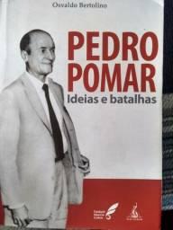 Pedro Pomar: Ideias e batalhas - Osvaldo Bertolino