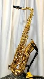 Sax tenor Schieffer laqueado linha premium