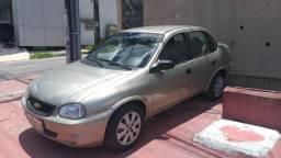 Corsa Sedan Classic Life 1.0 -2010/ Entrada a partir de 3 mil - 2010