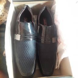 Sapato social Novo na caixa