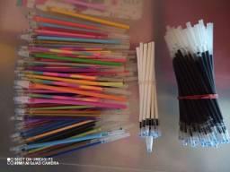Lote 170 refil caneta gel para revenda