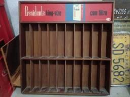 Expositor / Mostruário de cigarros