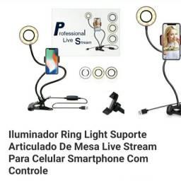 Iluminador Ring Light