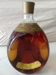 Whisky Dimple 12 Anos 1 Litro Raríssimo Colecionador Anos 80