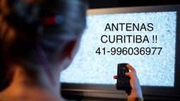Antena sem sinal Curitiba tv box pela internet