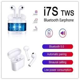 Fone de ouvido Bluetooth (com microfone)