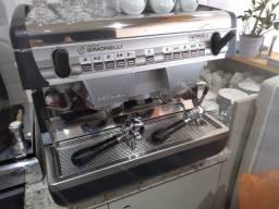 Máquina café espresso italiana