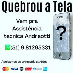 Assistência técnica Andreotti