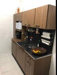 Cozinha sem uso. Com Cuba em alumínio