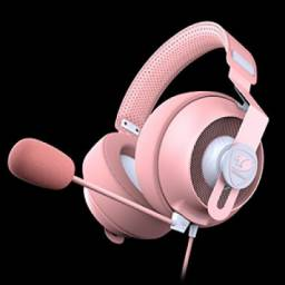 Headset Gamer Cougar Phontum S Pink