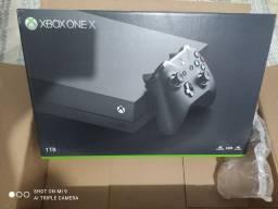 Microsoft Xbox One X 1TB edição Star Wars Jedai