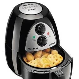 Fritadeira elétrica sem óleo / Air Fryer Mondial