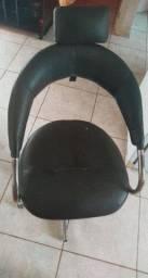 Cadeira de barbeiro, troco por lavatório